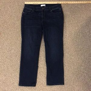 Like New Lane Bryant Signature Fit Jeans. 16S